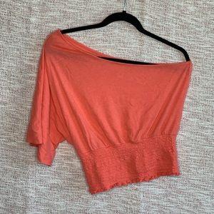 [Victoria's Secret] One Shoulder Crop Top